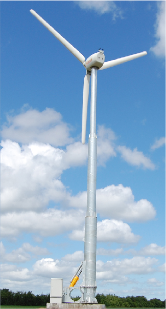 10kW Horizontal Axis Wind Turbine